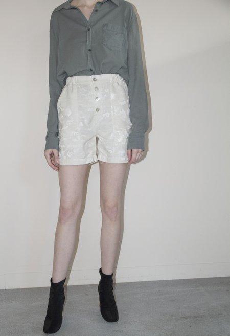 R.G. Kane Explorer Shorts - NATURAL