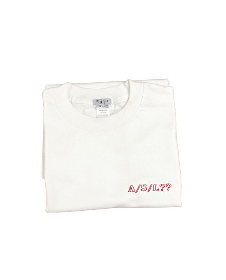 House of 950 embroidery A/S/L?? tee shirt