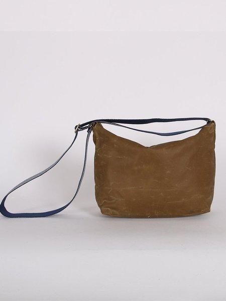 Kate Sheridan Mini Orb Bag - Sand Wax