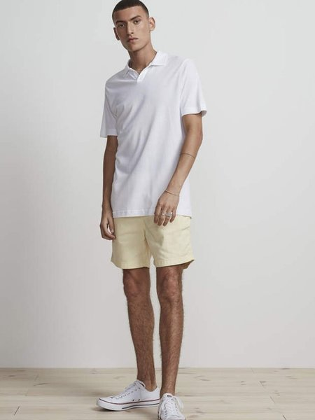NN07 Paul Polo Shirt - Egg White