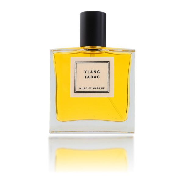 Musc et Madame Ylandg Tabac Perfume
