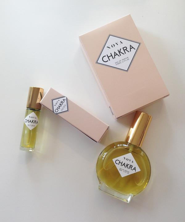 Nova Chakra Perfume