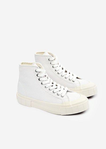 Unisex Good News Juice Sneakers - White