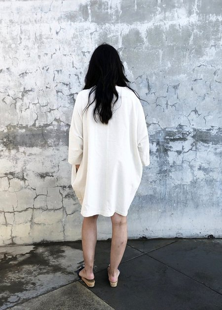 Happy French Gang dress - White