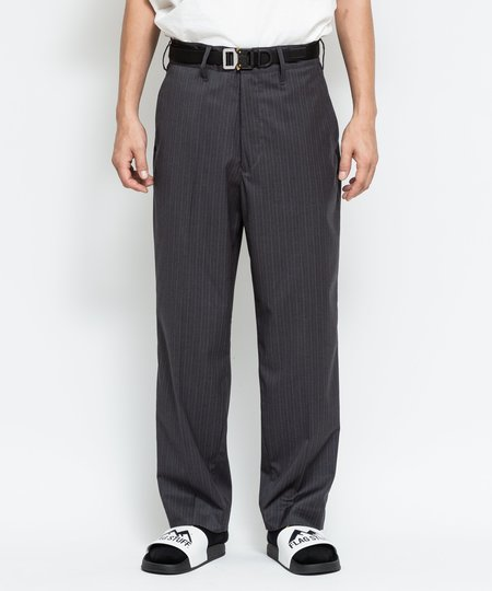 Flagstuff Loose ST Pants - Black Stripe