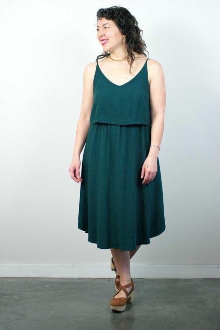 COKLUCH Savane Dress - Teal