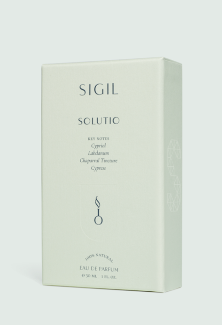 SIGIL SCENTS Solutio Perfume