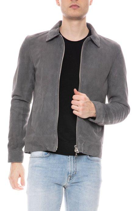 Officine Generale Rodney jacket - MID GREY