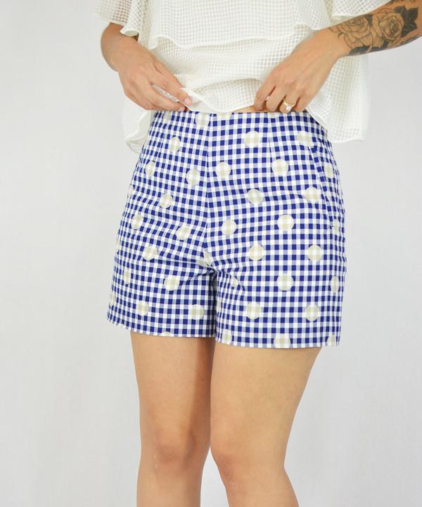 Whit Jigsaw Short