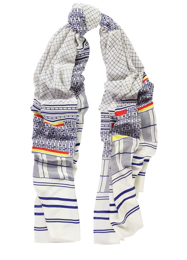 A Peace Treaty Soko Scarf