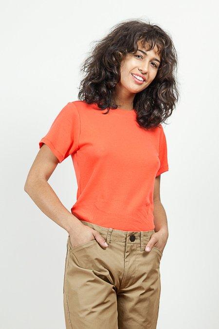 Gravel & Gold Team Tee Shirt - Tomato