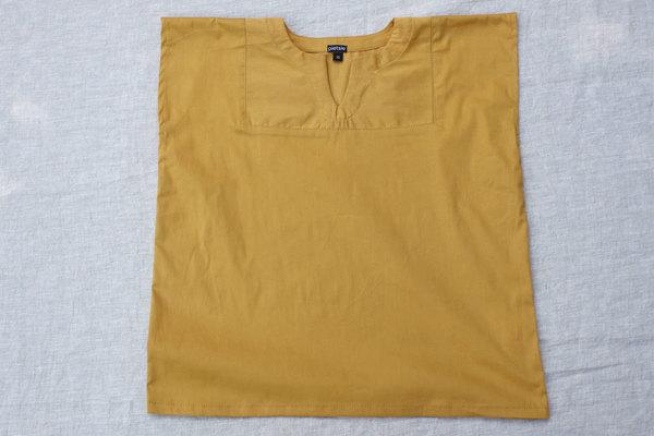 Kid's pietsie Simple Shirt in Dijon