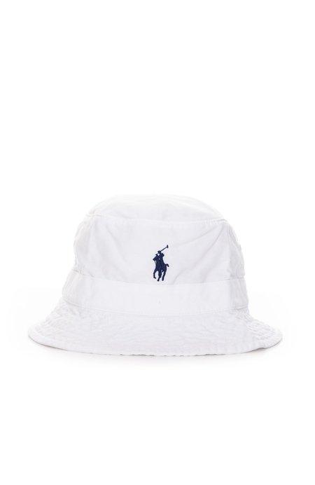 Polo Ralph Lauren Exclusive Loft Bucket Hat - White