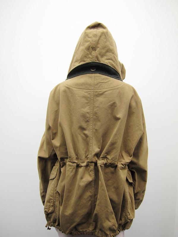 Katsuragi Ring Coat, Khaki Gold