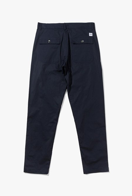 Native North Bassa Paper Pants - Navy
