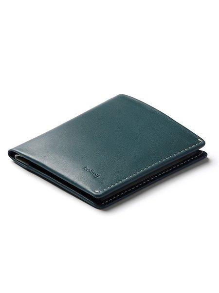 Bellroy Note Sleeve Wallet - Teal