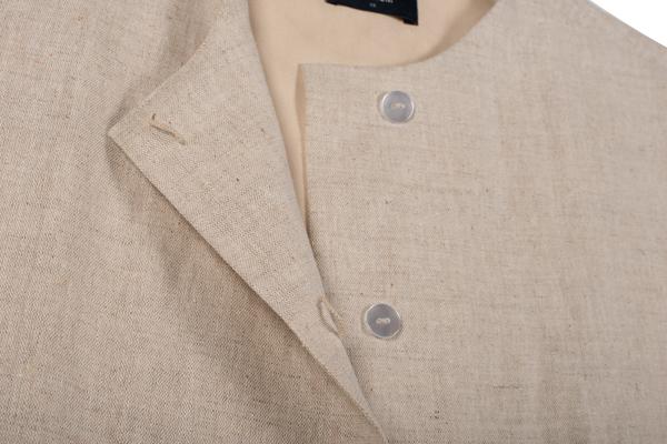 Kaarem Boxy Plywood Jacket