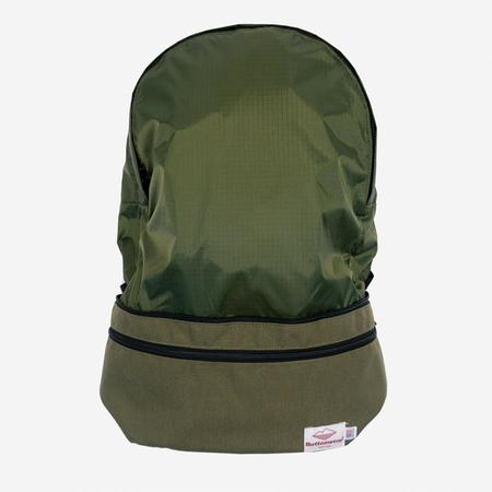 Battenwear Eitherway Convertible Backpack - Ranger/Olive