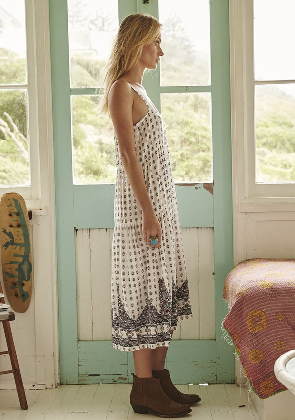 Gypsy Girl Beach Dress