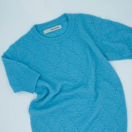 Ros Duke Ziggy T shirt - Turquoise