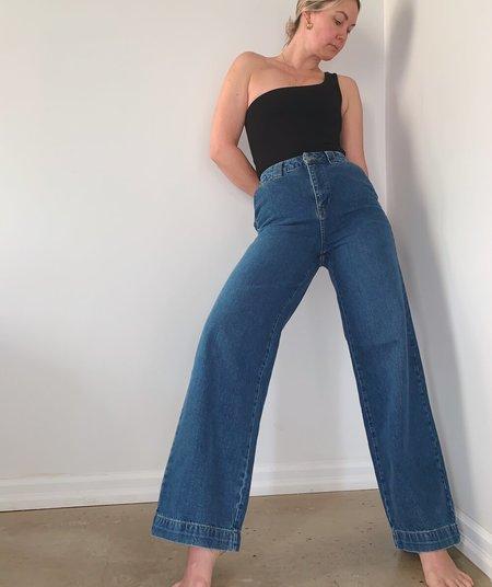 VERO MODA Wide leg Trouser - Denim