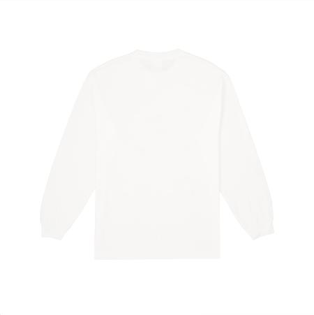 Full Court Press Analog Long Sleeve - White