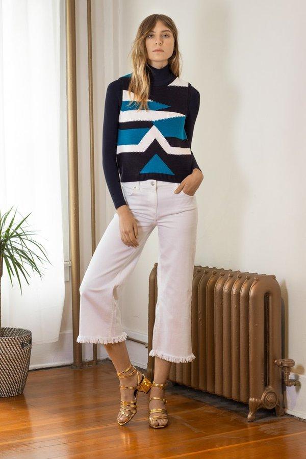 MILA ZOVKO Nives Sleeveless Sweater