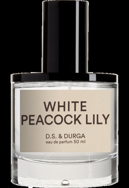 D.S. & Durga White Peacock Lily - 50ml