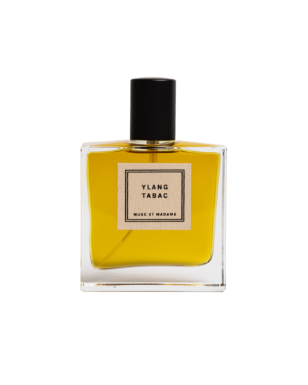 Musc et Madame Ylang Tabac Perfume