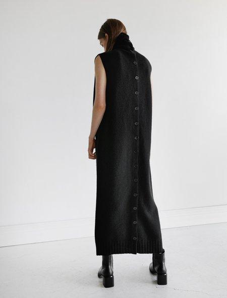 Lemaire Tube Dress - Black