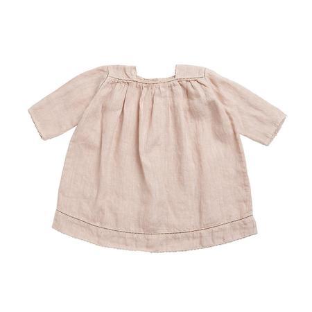 kids Caramel Wimbledon Baby Dress - Shell