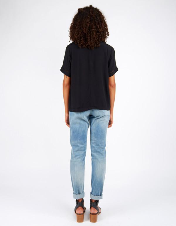 Minimum Maren Blouse Black