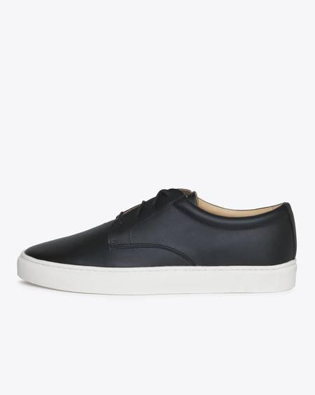 Nisolo Diego Low Top Sneaker - Black