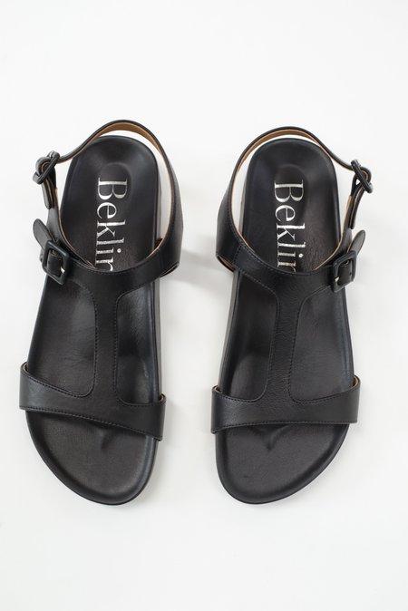 Beklina Travel Sandal - Black