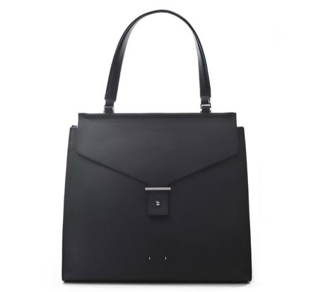 PB 0110 AB37 Black Handbag by PB 0110