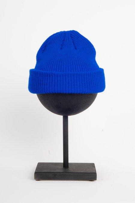 The Celect Mini Beanie - blue