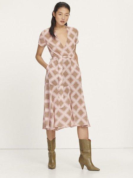 Samsoe & Samsoe Klea Long Dress - Foulard