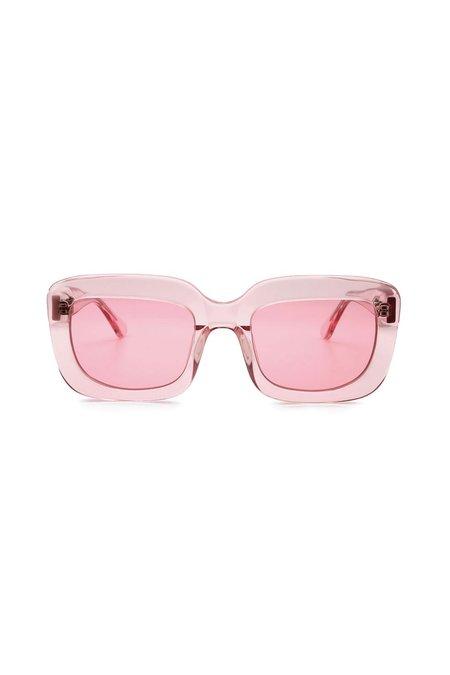 Pala Eyewear Farai Glasses - Flamingo Crystal