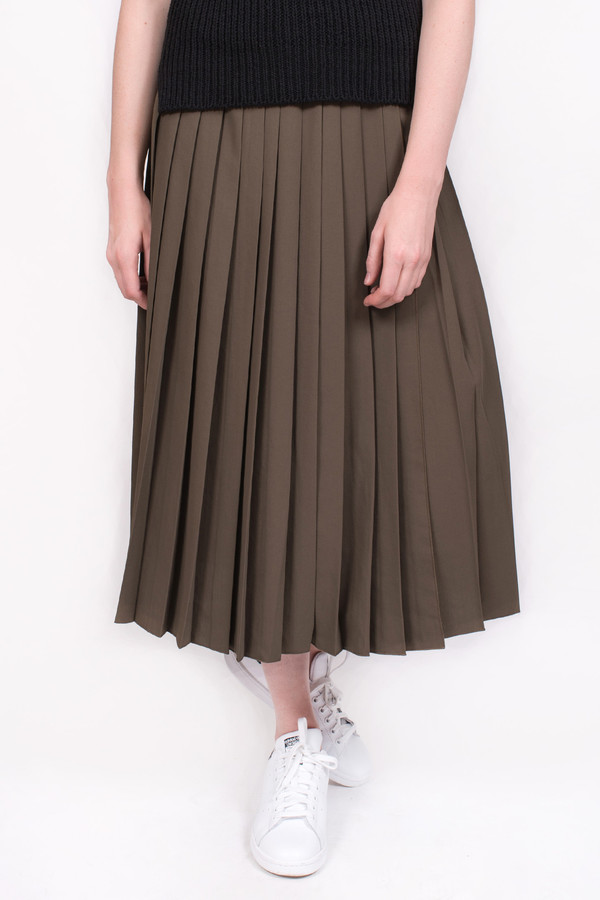 Hope Pleat Skirt