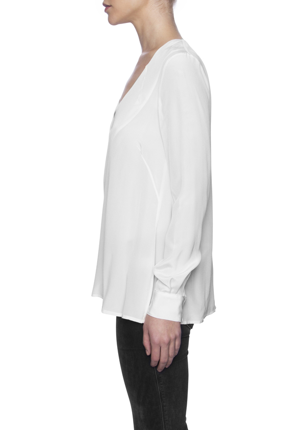 Vincetta V-Neck Blouse