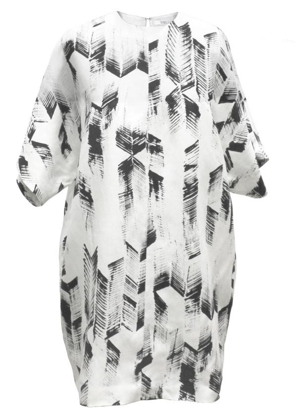 Vincetta Printed Shift Dress