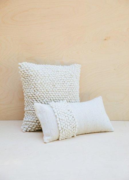 Territory Nube Pillow - Cream