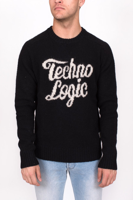 Wood Wood Kevin Sweater - Technologic