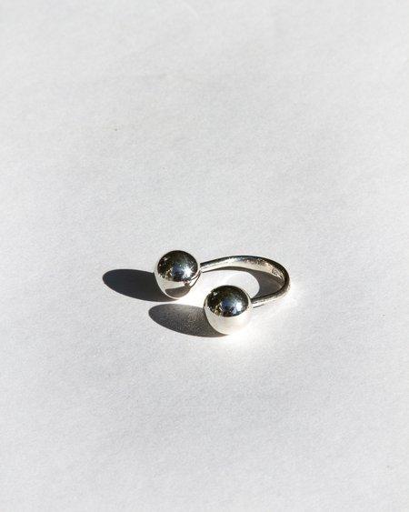 Saskia Diez Sling Ring - Silver