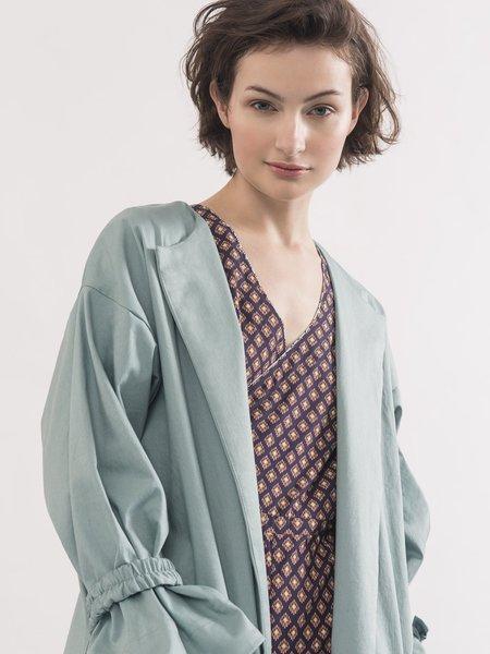 Jennifer Glasgow 'Arbus Jacket' Sea Foam