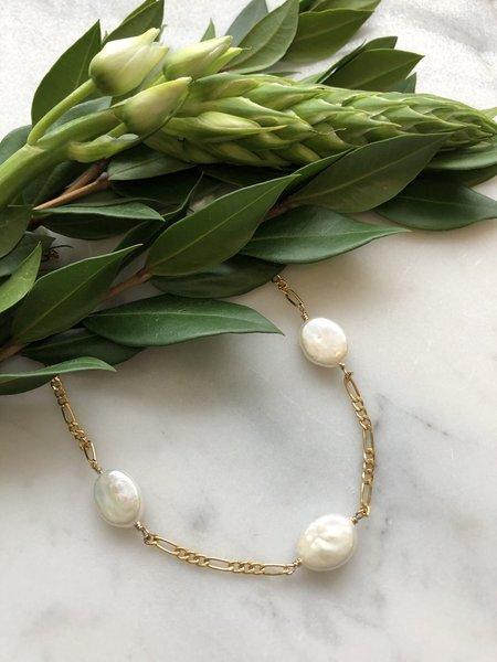 FLORA CICCARELLI Pearl Necklace