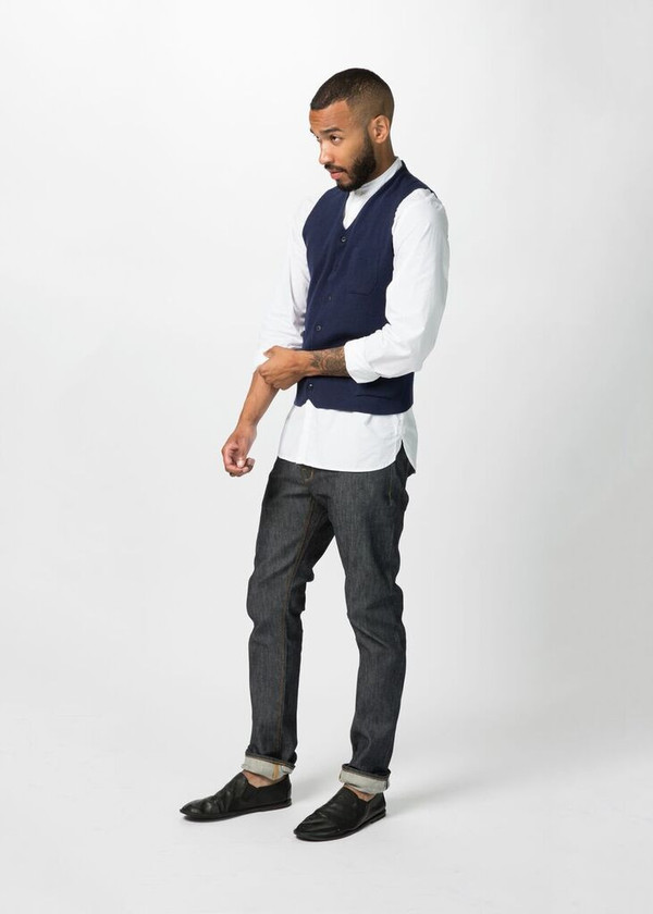 Shockoe Slim Fit Stretch Denim