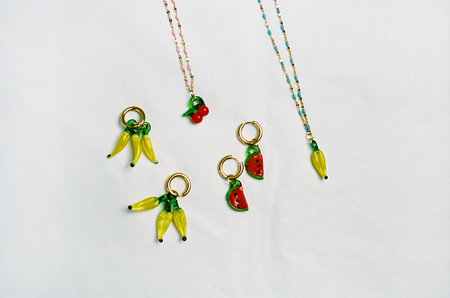 SANDRALEXANDRA JEWELLERY Banana Necklace