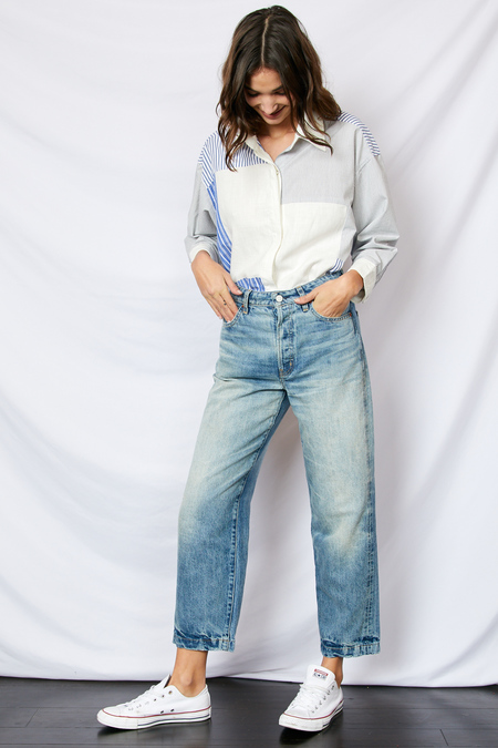 Etica Tyler Ankle Jean - Marina