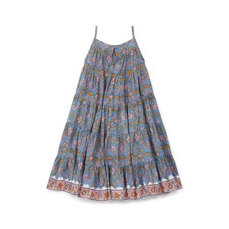 bonton calypso print dress block print